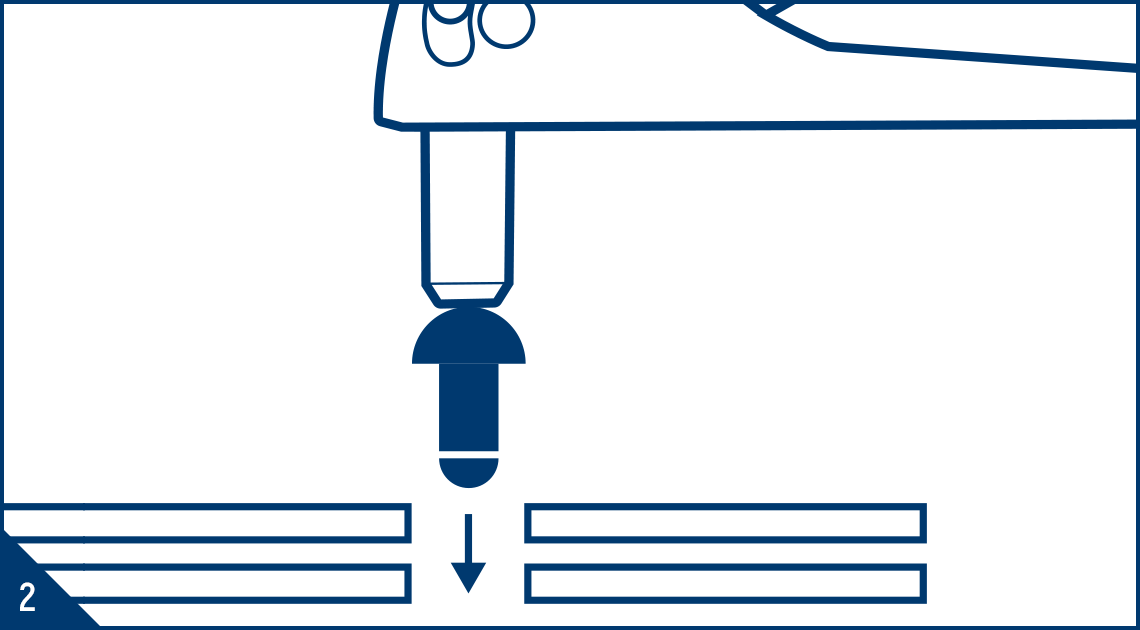 Multi Function Hand Riveter Patta