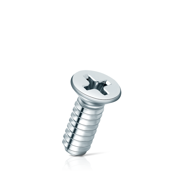 Machine Screws Flat Head